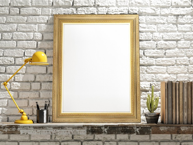 Dollarphotoclub_72936029_Golden Frame_brick wall_resized