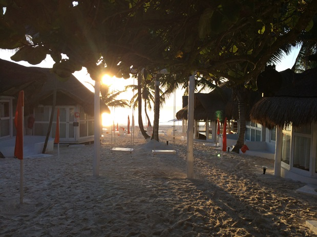 Shambala Petit Resort in Tulum, Mexico - January 2015 - Christine Hassler's Retreat