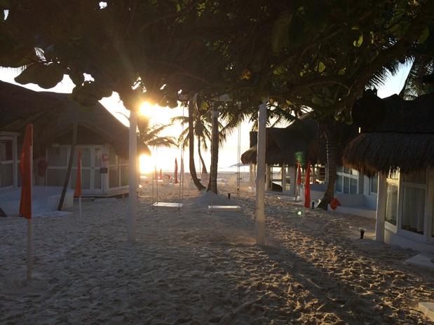 Shambala Petit Resort in Tulum, Mexico - January 2015 - Christine Hassler's Retreat